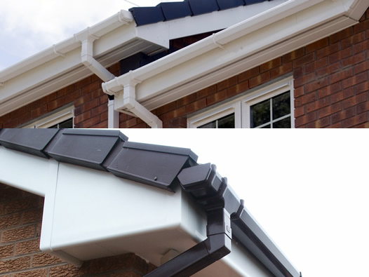 Guttering - Southern Way Roofing - Devon, Cornwall & South